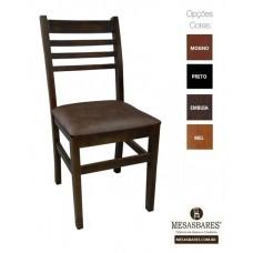 Cadeira Bar de Madeira Embuia - Cod: 5005