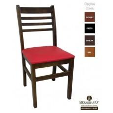 Cadeira Estofada ou Madeira ES - Cod: 5005