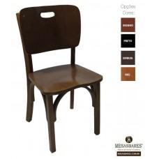 Cadeira de Madeira Boteco Bar Embuia RJ- Cod: 1732