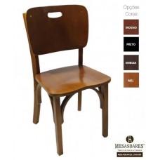 Cadeira de Madeira Boteco Bar Mel RJ- Cod: 1732