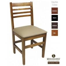 Cadeira Estofada ou Madeira para Choperia - Cod: 1931