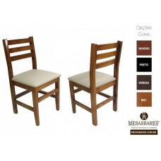 Cadeira Estofada ou Madeira para Churrascaria - Cod: 1927